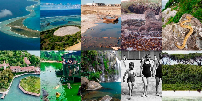 Самые опасные острова в мире со змеями аборигенами откуда не возвращаются Топ-10 фото видео