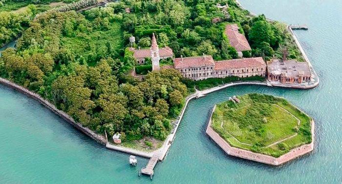 Остров Повеглия